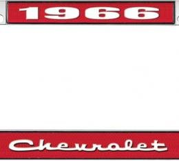 OER 1966 Chevrolet Style #2 - Red *LF2236602C