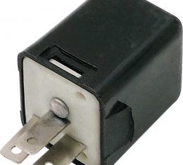 OER 1973-1995 GM, Relay, Various Models, Horn Relay, Trunk Lid Relay, Power Antenna Relay, 3 Blade HR635
