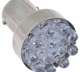 OER Amber LED Replacement Bulb Single Contact 1156 500575
