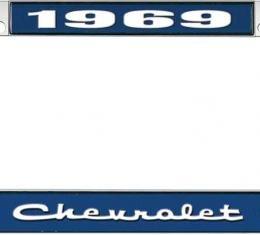 OER 1969 Chevrolet Style #2 - Blue *LF2236902B
