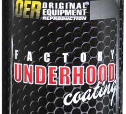 OER Dark Gray Undertood Detail Paint 12 Ounce Net Weight K89520