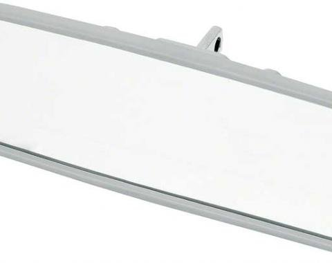 "OER 1966-75 8"" Polished Stainless Inner Rear View Mirror 916177"