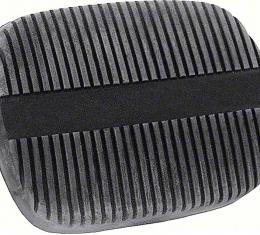 OER 1958-70 Brake/Clutch Pedal Pad With Vertical Ribs 3988198