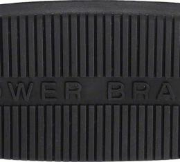 OER 1958-67 GM Brake Pedal Pad With Automatic Transmission / Power Brakes 3746702