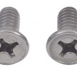 """OER 1947-81 Door Latch and Striker Screws - Set of 4 - Measures 1/4""""-20 x 3/8"""" CX1278"""