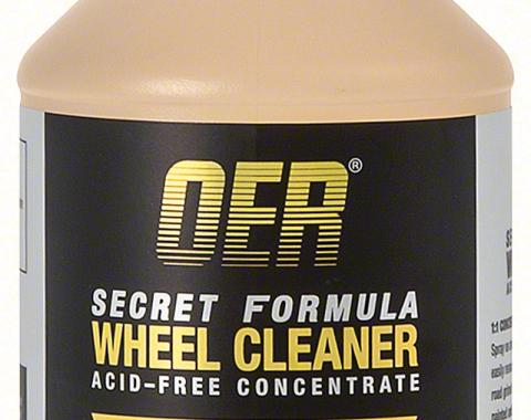 OER Secret Formula 32 Oz Acid Free Wheel Cleaner K89614