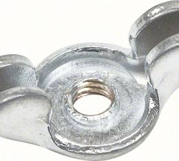 "OER Chrome Air Cleaner Wing Nut - 1/4""-20 219281"
