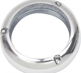 OER 1955-59 GM, Ignition Switch Nut, 3 Slot, Polished Stainless CX1009