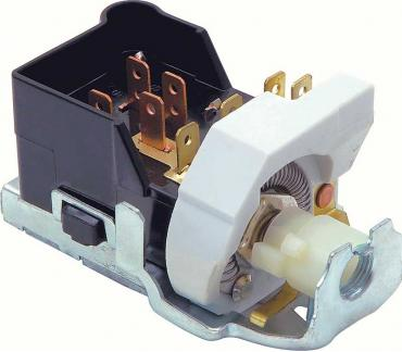 OER 1968-69 Camaro RS, 1968 Impala / Full-Size with Hidden Headlamps 8--Pin Headlamp Switch 1995191