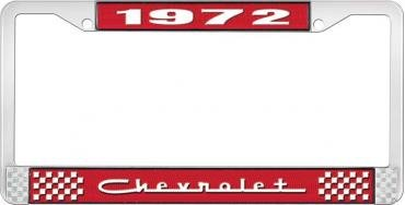 OER 1972 Chevrolet Style #5 - Red *LF2237205C