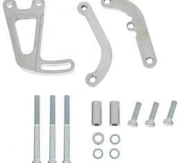 OER 1955-68 Power Steering Bracket Set - For Small Block Chevy With Short Water Pump 153664