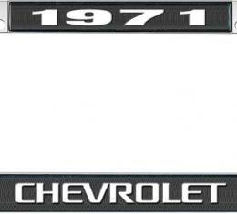 OER 1971 Chevrolet Style #3 - Black *LF2237103A