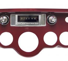 Custom Autosound 1953-1957 Chevrolet Corvette USA-740 Radio