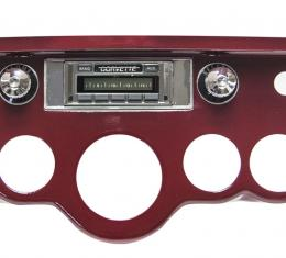 Custom Autosound 1953-1957 Chevrolet Corvette USA-230 Radio