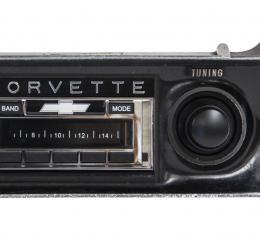 Custom Autosound 1968-1976 Chevrolet Corvette USA-630 Radio