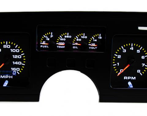Intellitronix 1984-1989 Corvette Analog Gauge Panel AP2003