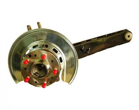 Corvette Wheel Bearing Assembly, Left Rear, With New Trailing Arm, 1965-1982