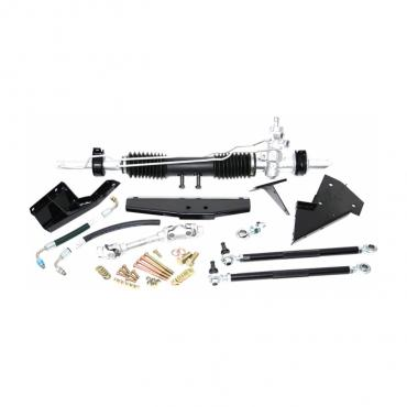 SpeedDirect 1967-1979 Corvette Steeroids Rack & Pinion Conversion Kit, Small Block, Power