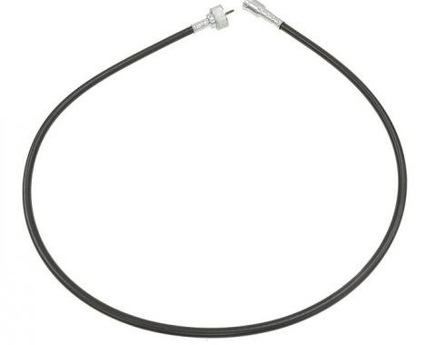 Corvette Upper Speedometer Cable, 1969-1977