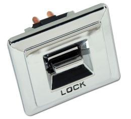 Corvette Door Lock Switch, Electric, 1978-1982