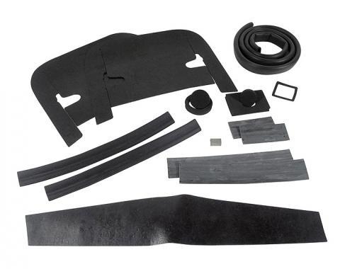 Corvette Engine Compartment Seal Kit, 1964-1965