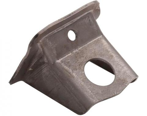 Corvette Body Mount #4 Bracket, on Frame, 1968-1982