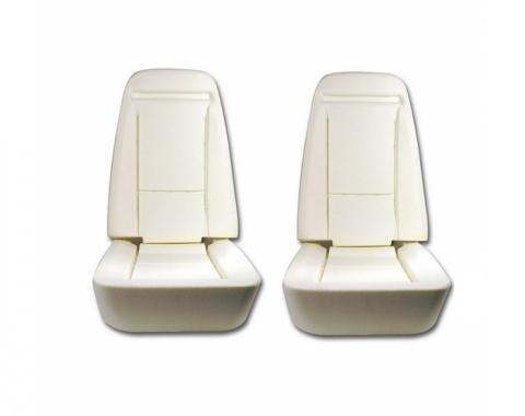 Corvette Seat Foam Set, 1976-1978
