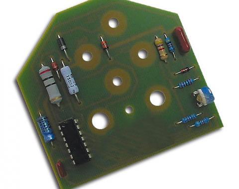 Corvette Tachometer Circuit Board, 1978-1979