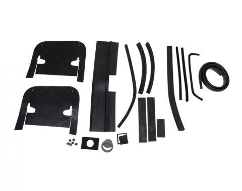 Corvette Engine Compartment Seal Kit, 427 With Air Conditioning, 1966