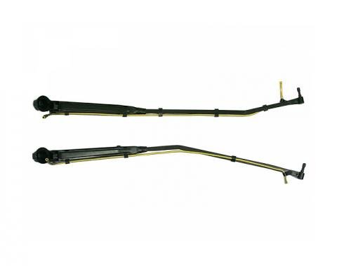 Corvette Windshield Wiper Arms, 1969-1974 Early
