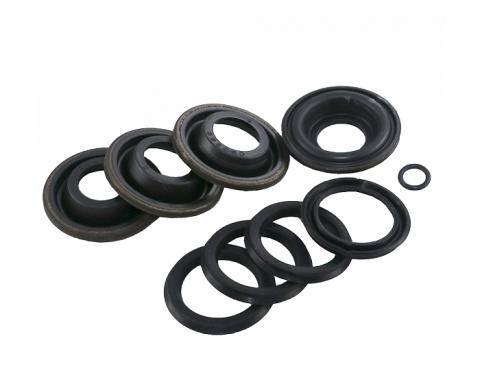Corvette Rear Brake Caliper Lip Seal Rebuild Kit, 1965-1982