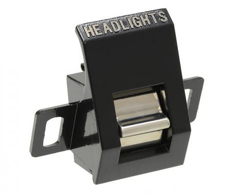 Corvette Headlight Open Control Switch, 1963-1967