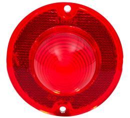 Trim Parts 56-57 Corvette Tail Light Lens, Each A5080